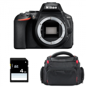 Nikon D5600 Body + Bag + SD 4Go   2 Years Warranty
