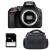 Nikon D5600 Cuerpo + Bolsa + SD 4Go
