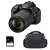 Nikon D5600 + AF-S DX 18-140 mm f/3.5-5.6G ED VR + Bag + SD 4Go   2 Years Warranty