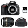 Nikon D5600 + Tamron AF 18-270 mm f/3.5-6.3 Di II VC PZD + Sac + SD 4Go | Garantie 2 ans