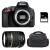 Nikon D5600 + Tamron AF 18-270 mm f/3.5-6.3 Di II VC PZD + Bag + SD 4Go | 2 Years Warranty
