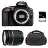 Nikon D5600 + Tamron  SP AF 17-50 mm f/2,8 XR Di II LD + Bag + SD 4Go | 2 Years Warranty
