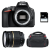 Nikon D5600 + Tamron  SP AF 17-50 mm f/2,8 XR Di II LD + Sac + SD 4Go | Garantie 2 ans