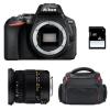 Nikon D5600 + Sigma 17-50 mm f/2,8 DC OS EX HSM + Bag + SD 4Go | 2 Years Warranty