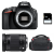 Nikon D5600 + Sigma 18-300 mm f/3,5-6,3 DC OS HSM Contemporary Macro + Sac + SD 4Go   Garantie 2 ans