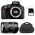 Nikon D5600 + Tamron 16-300 mm f/3.5-6.3 Di II VC PZD MACRO + Bolsa + SD 4Go