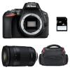 Nikon D5600 + Tamron 18-400mm f/3.5-6.3 Di II VC HLD + Sac + SD 4Go | Garantie 2 ans