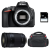 Nikon D5600 + Tamron 18-400mm f/3.5-6.3 Di II VC HLD + Bolsa + SD 4Go