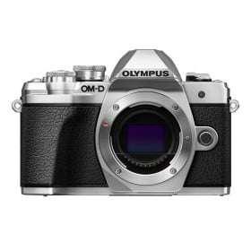 Olympus OM-D E-M10 III Cuerpo Silver