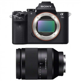Sony ALPHA 7 II + SEL FE 24-240 mm f/3.5-6.3 OSS   2 Years Warranty