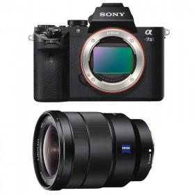 Sony ALPHA 7 II + SEL Vario-Tessar T* FE 16-35 mm F/4 ZA OSS   2 Years Warranty