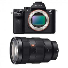 Sony ALPHA 7 II + SEL FE 24-70 mm f/2.8 GM   2 Years Warranty