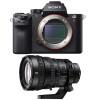 Sony ALPHA 7R II + SEL FE PZ 28-135 mm f/4 G OSS | 2 años de garantía