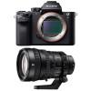 Sony ALPHA 7S II + SEL FE PZ 28-135 mm f/4 G OSS | Garantie 2 ans