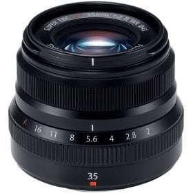 Fujifilm Fujinon XF 35 mm f/2 R WR | Garantie 2 ans