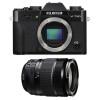 Fujifilm X-T20 Black + Fujinon XF 18-135 mm f/3.5-5.6 R LM OIS WR   2 Years Warranty