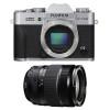 Fujifilm X-T20 Silver + Fujinon XF 18-135 mm f/3.5-5.6 R LM OIS WR | 2 Years Warranty