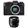 Fujifilm X-T20 Black + Fujinon XF 23 mm f/1.4 R | 2 Years Warranty