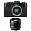 Fujifilm X-T20 Noir + Fujinon XF 23 mm f/1.4 R | Garantie 2 ans