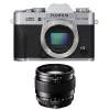 Fujifilm X-T20 Silver + Fujinon XF 23 mm f/1.4 R | Garantie 2 ans