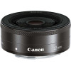 Canon EF-M 22mm F2 STM Black | 2 Years Warranty