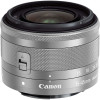 Canon EF-M 15-45 mm F3.5-6.3 IS STM Silver   2 Years Warranty