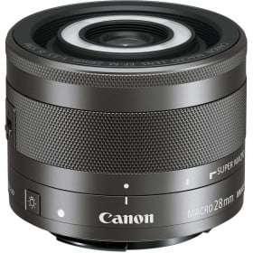 Canon EF-M 28 mm f/3.5 Macro IS STM | 2 Years Warranty
