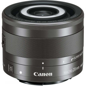 Canon EF-M 28 mm f/3.5 Macro IS STM