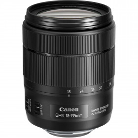 Canon EF-S 18-135 mm f/3.5-5.6 IS USM NANO | 2 Years Warranty