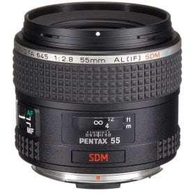Pentax D FA 645 55mm F2.8 AL (IF) SDM AW