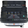 Pentax smc FA 77mm F1.8 Limited | 2 Years Warranty