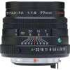 Pentax smc FA 77mm F1.8 Limited   Garantie 2 ans