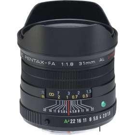 Pentax FA 31mm F1.8 AL Limited   Garantie 2 ans