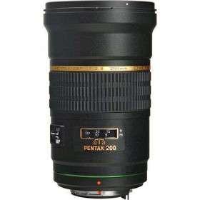 Pentax smc DA 200mm F2.8 ED IF SDM