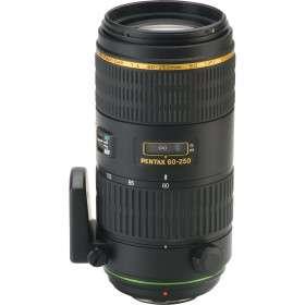 Pentax SMC-DA 60-250mm F4.0 IF ED SDM