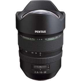 Pentax HD D FA 15-30mm F2.8 ED SDM WR