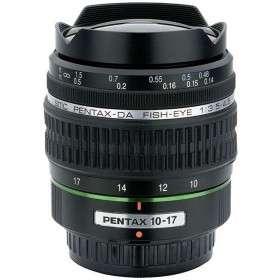 Pentax smc-DA Fish-Eye 10-17mm F3.5-4.5 ED IF