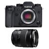 Fujifilm X-H1 + Fujinon XF 18-135 mm f/3.5-5.6 R LM OIS WR   Garantie 2 ans