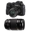 Fujifilm X-H1 + Fujinon XF 18-55 mm f/2.8-4 R LM OIS + Fujinon XF 55-200 mm f/3.5-4.8 R LM OIS | 2 Years Warranty