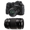 Fujifilm X-H1 + Fujinon XF 18-55 mm f/2.8-4 R LM OIS + Fujinon XF 55-200 mm f/3.5-4.8 R LM OIS | Garantie 2 ans