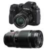Fujifilm X-H1 + Fujinon XF 18-55 mm f/2.8-4 R LM OIS + Fujinon XF 50-140 mm f/2.8 R LM OIS WR | Garantie 2 ans