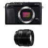 Fujifilm X-E3 Noir + Fujinon XF 56 mm f/1.2 R | Garantie 2 ans