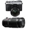 Fujifilm X-E3 Silver + Fujinon XF 18-55 mm f/2.8-4 R LM OIS + Fujinon XF 50-140 mm f/2.8 R LM OIS WR | Garantie 2 ans