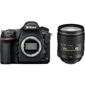 Nikon D850 + 24-120 mm f/4 AF-S VR G ED | 2 años de garantía