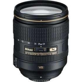 Nikon AF-S Nikkor 24-120mm f/4G ED VR | 2 Years Warranty