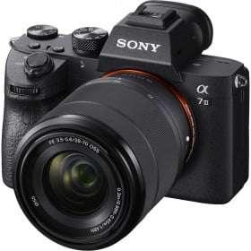 Sony Alpha 7 III + SEL FE 28-70 mm f/3.5-5.6 OSS | 2 años de garantía