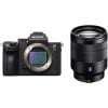 Sony Alpha 7 III + SEL FE 24-70 mm f/4 ZA OSS | 2 años de garantía