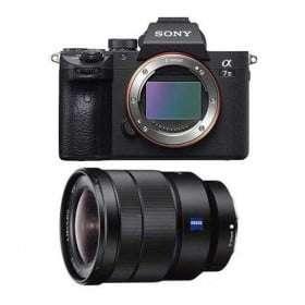 Sony Alpha 7 III + SEL FE 16-35 mm F/4 ZA OSS | 2 años de garantía