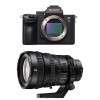 Sony Alpha 7 III + SEL FE PZ 28-135 mm f/4 G OSS | 2 años de garantía