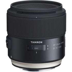 Tamron SP 35mm F1.8 Di VC USD | Garantie 2 ans